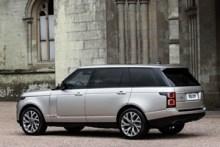 Range Rover LWB 2018
