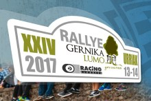 Este fin de semana se disputa el XXIV Rallye Gernika-Lumo