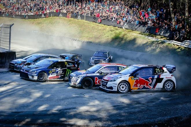 rallycross alemania salida