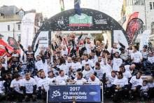 Los Ford Fiesta en la cúspide mundial del deporte