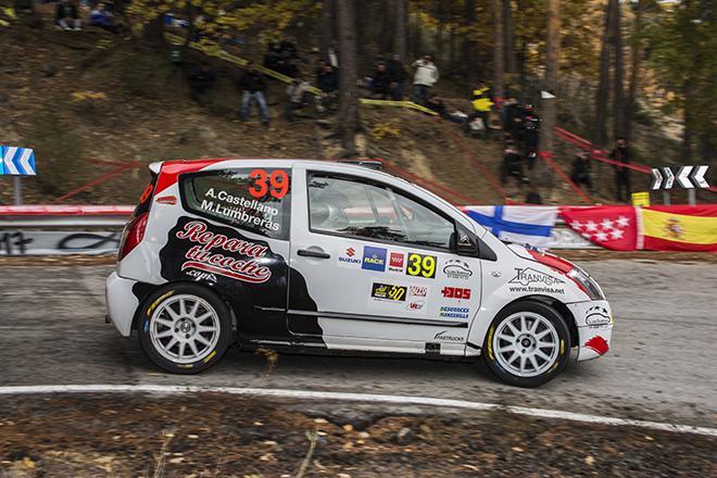 Alberto Castellano - Citroen C2 R2 - Rally CAM 2017