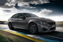 BMW M3 CS, edición limitada más potente y evolucionada