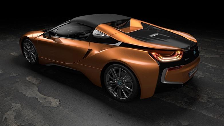 BMW i8 2018-4
