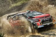 Breen Citroen C3 WRC Australia