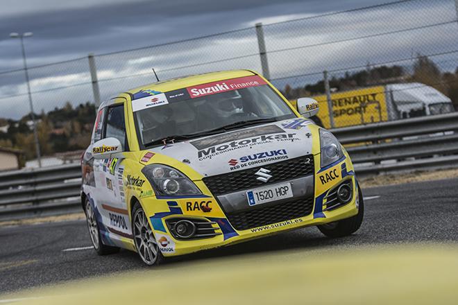Esteban Vallin - Suzuki Swift - Rally CAM 2017