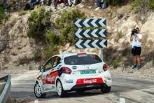 RaceSeven y Roberto Blach sin suerte en el Rallye La Nucía