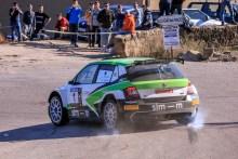 Triunfo y títulos Catalanes de Rallyes para Orriols-Pujolar en el Rallye 2000 Virages