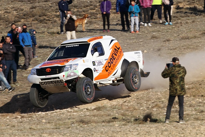 fortuny Rallye TT Cuenca