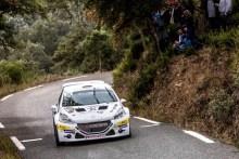 Duodécima posición para Pepe López y Borja Rozada en el Rallye Du Var
