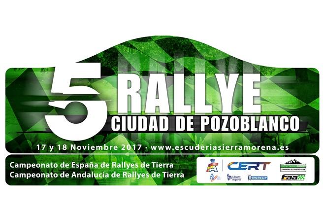 placa rallye tierra pozoblanco 2017