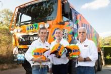 El KH-7 Epsilon Team quiere seguir haciendo historia en el Dakar