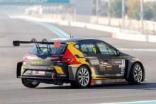 SEAT siempre en el top 10 en Abu Dhabi