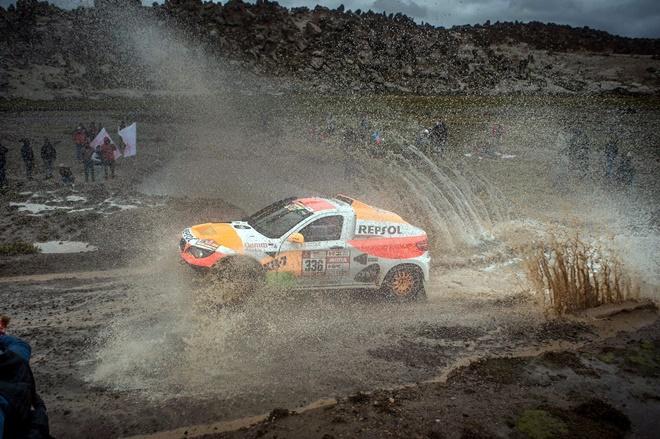 Dakar Esteve BV6 proto