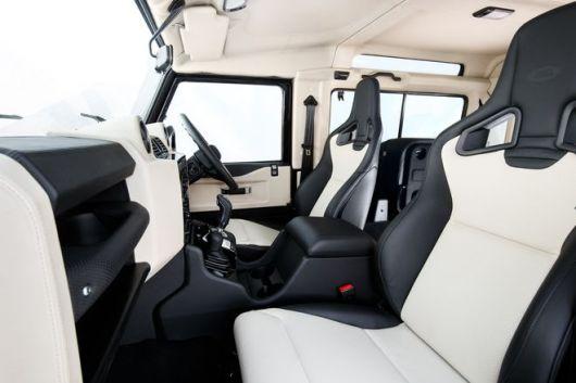 Land Rover Defender Works V8 1601-7