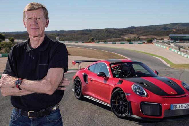 Porsche Rohrl 25