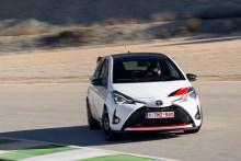 Toyota Yaris GRMN, 212 cv inspirados en el Yaris WRC