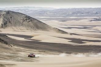 Los equipos del Dakar ya están en Argentina tras la anulación de la crono de hoy