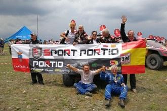 """""""Regreso a casa con un Dakar en la mano"""", Peña cuarto en el Dakar más duro"""