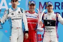 ► Formula-e: Rosenqvist comienza el año venciendo en Marruecos