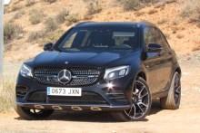 Prueba: Mercedes GLC AMG 43, más digno del asfalto