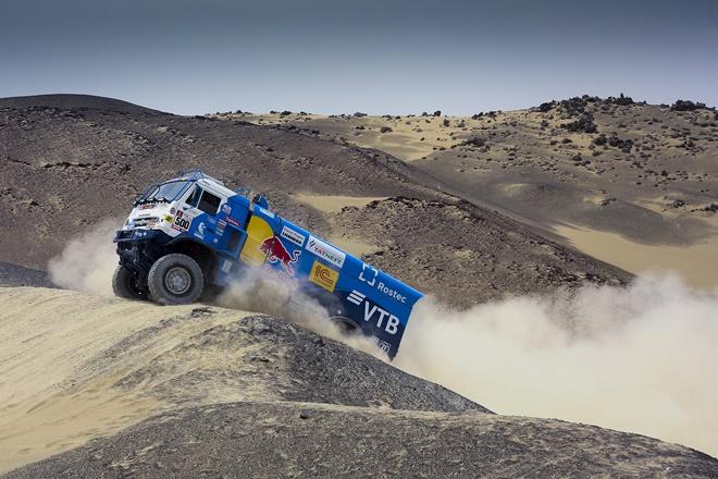 nikolaev dakar camiones