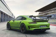 Nuevo Porsche 911 GT3 RS, más radical para la calle