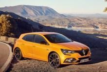 Llega el nuevo Renault Megane R.S. con 280 cv y cambio EDC