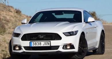 Ford Mustang Fastback 50 V8 prueba 2018