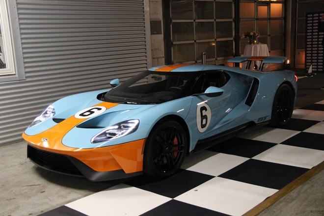 Ford GT Jason Watt