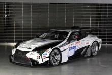 El Lexus LC debuta en las 24 Horas de Nurburgring