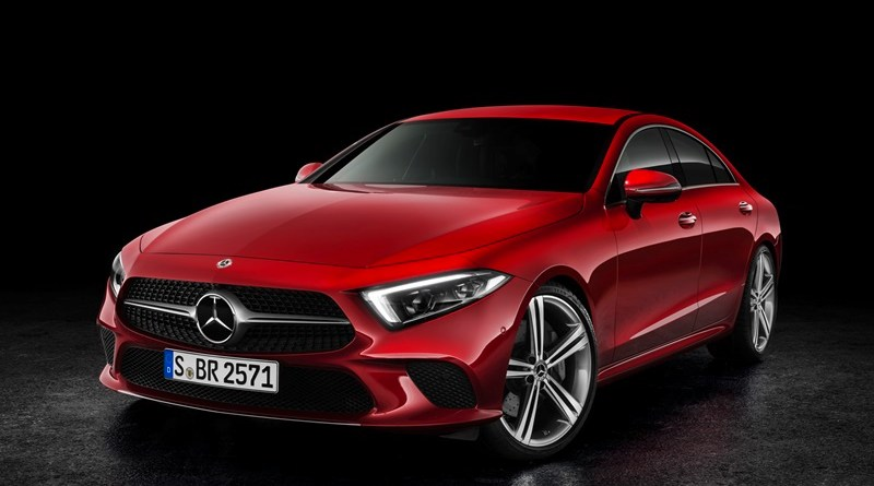 mercedes cls coupe 2018