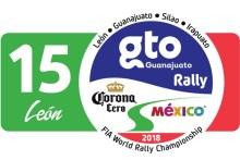 Rallye Guanajuato de Méjico 2018