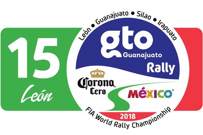 placa rallye mejico 2018