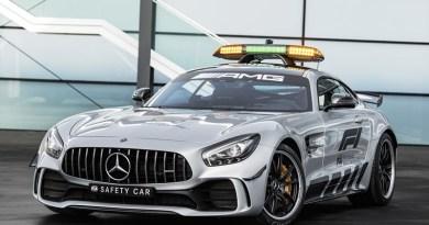 Mercedes-AMG GT-R Pacecar F1 2018 g
