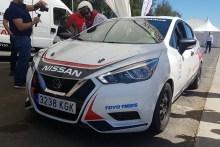 Nissan ha presentado el Micra de la Copa Canaria de Promoción de Rallyes