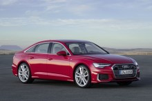 Audi A6 2018, avance de fotografías