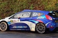 ► CERA: Miguel Fuster hace pleno en el Rallye Sierra Morena liderando el Campeonato