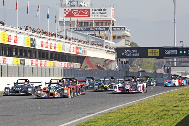 V de V Endurance Series
