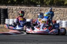 El Teo Martín Junior Team arranca la temporada del Campeonato de España de Karting