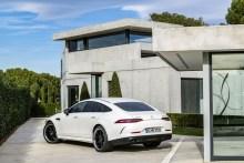 Mercedes-AMG GT de 4 puertas
