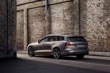 Volvo S60 Station Wagon 2018, fotografías generales