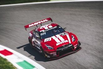 Debut complicado para Nissan y Lucas Ordoñez en Monza