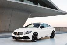Mercedes Clase C AMG 63 2.018, fotos generales