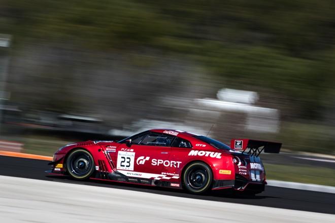 Nissan GT-R Lucas Ordonez GT-R NISMO GT3 Monza