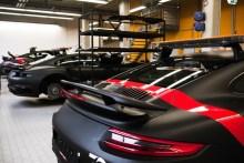 Porsche proporcionará los coches de seguridad y apoyo hasta 2020 en el WEC