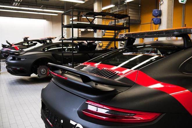 Porsche coches seguridad 911 WEC