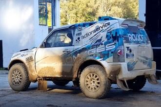 El equipo Promyges Rallye Team comienza una nueva temporada con la vista puesta en el Dakar