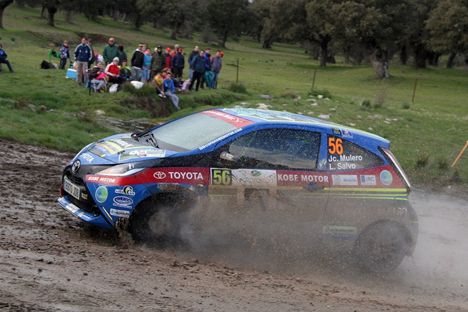 RT Pozoblanco Aygo Camper Racing Mulero