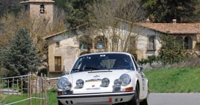 Rallye Costa Brava Historico Nogareda-Giralt Porsche 911 S 1969