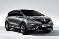 Renault Espace Icon 2017